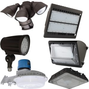 LED Complete Fixtures