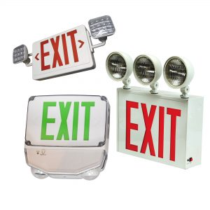 Exit/Emergency Combo